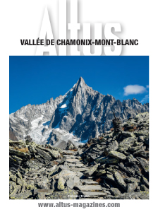 Vallée de Chamonix Mont-Blanc été 2018