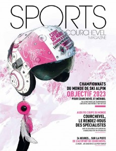 Golf magazine courchevel